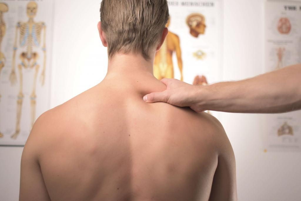 Osteopathy-Trapezius